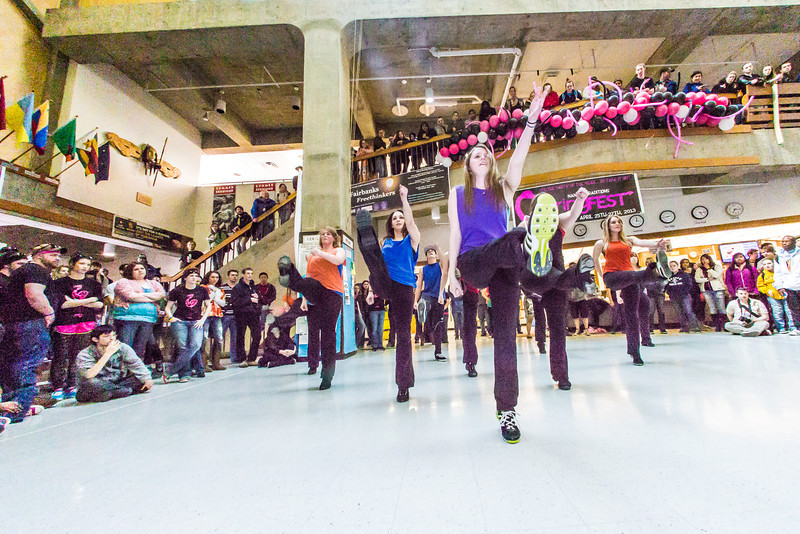 "Dancers perform in Wood Center as part of SpringFest 2013.  <div class=""ss-paypal-button"">Filename: LIF-13-3798-74.jpg</div><div class=""ss-paypal-button-end"" style=""""></div>"