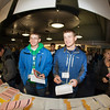 "From left, Robert and James Colles listen to the rules and regulations from residence life after receiving their room assignments Sunday, August 26, 2012 at the Hess Recreation Center during new student orientation.  <div class=""ss-paypal-button"">Filename: LIF-12-3511-73.jpg</div><div class=""ss-paypal-button-end"" style=""""></div>"