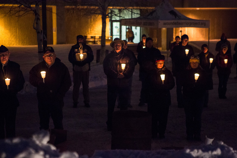 """A candle light ceremony commemorating veterans and service members killed in action during war is held at Constitution Park Nov. 11, 2013.  <div class=""""ss-paypal-button"""">Filename: LIF-13-4035-185.jpg</div><div class=""""ss-paypal-button-end"""" style=""""""""></div>"""