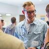 "International Student Max Olex speaks to University of Alaska Fairbanks Vice Chancellor Pat Pitney at the International Student Mixer event sponsored by International Programs & Initiatives.  <div class=""ss-paypal-button"">Filename: LIF-13-3927-42.jpg</div><div class=""ss-paypal-button-end"" style=""""></div>"