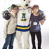"Future UAF students pose with the Nanook mascot during InsideOut.  <div class=""ss-paypal-button"">Filename: LIF-12-3334-109.jpg</div><div class=""ss-paypal-button-end"" style=""""></div>"