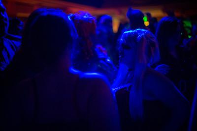 UAF ResLife hosts their annual Halloween dance at the HesRec Center.  Filename: LIF-14-4367-136.jpg