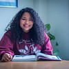 "Kisha Lee, majoring in rural human services at UAF's Kuskoskim Campus in Bethel, studies in the student lounge on campus.  <div class=""ss-paypal-button"">Filename: LIF-16-4859-126.jpg</div><div class=""ss-paypal-button-end""></div>"