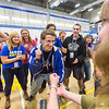 "Tim Schmidt competes in a game of Rock, Paper, Scissors at the last event of New Student Orientation at the Student Rec. Center.  <div class=""ss-paypal-button"">Filename: LIF-13-3924-254.jpg</div><div class=""ss-paypal-button-end"" style=""""></div>"
