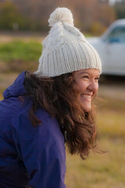 """UAF alumna Nina Schwinghammer participated in the 2011 Farthest North Forest Sports Festival hosted by the UAF School of Natural Resources & Agricultural Sciences.  <div class=""""ss-paypal-button"""">Filename: LIF-11-3185-145.jpg</div><div class=""""ss-paypal-button-end"""" style=""""""""></div>"""
