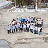 "Staff, faculty and students from UAF's School of Education form a human ribbon on a campus sidewalk to draw attention during National Autism Awareness week.  <div class=""ss-paypal-button"">Filename: LIF-13-3776-4.jpg</div><div class=""ss-paypal-button-end"" style=""""></div>"
