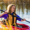 "Business major Shelby Carlson enjoys a morning paddle on Ballaine Lake.  <div class=""ss-paypal-button"">Filename: LIF-12-3562-075.jpg</div><div class=""ss-paypal-button-end"" style=""""></div>"