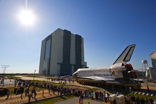 "STS-135  Atlantis ""Final Shuttle Mission"""