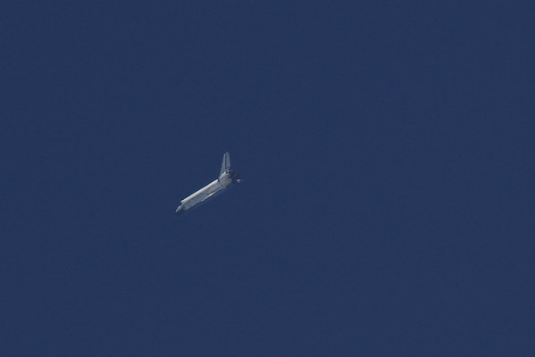 """Space Shuttle Discovery """"Final Landing"""""""