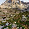 Fremont Peak Via Indian Basin II