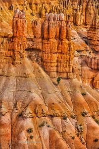 Hoodoos of the Claron Formation