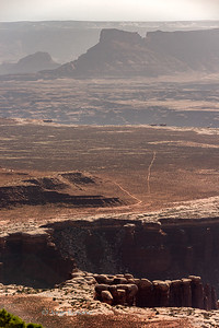 Morning view at Canyonlands National Park