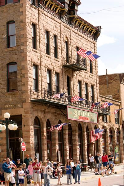Bullock Hotel - Deadwood