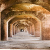 Fort Jefferson Arches