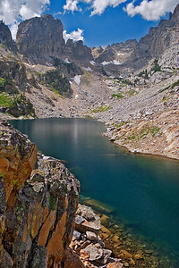 Lake of the Crags