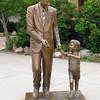 John F. Kennedy with John Jr.
