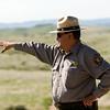 National Monument ranger - Native American