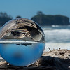Rialtto Beach Glass Globe
