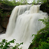 Brandywine Falls in Cuyahoga National Park