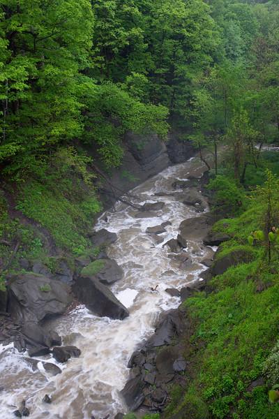 Brandywine Creel in Cuyahoga National Park
