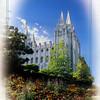 Salt Lake City - Temple Square