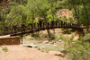 Pedestrian bridge on Emerald Pools Trail