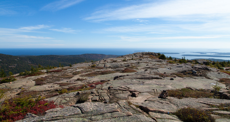 Jordan Ridge, Acadia National Park, Maine, USA