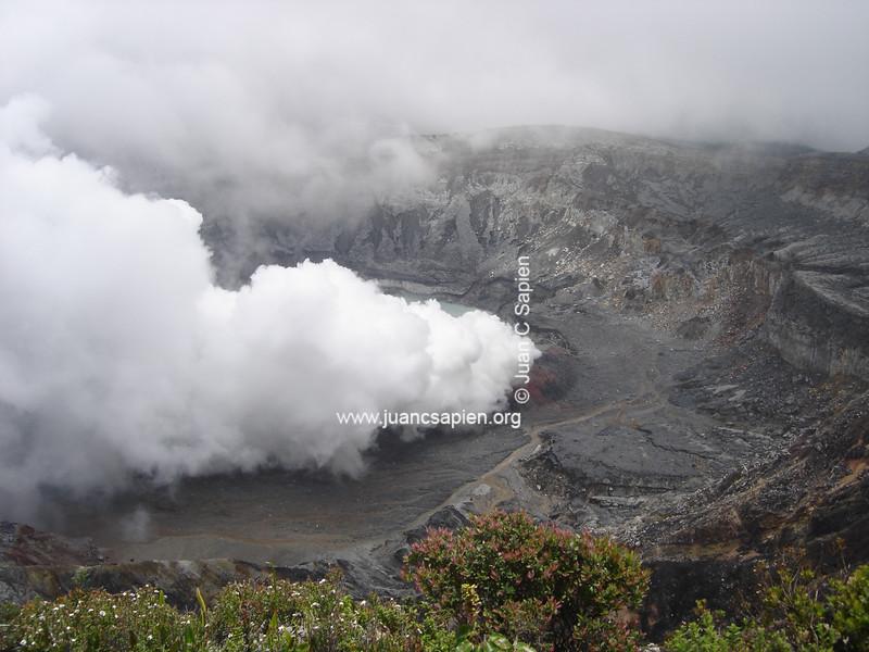 Volcan Poas 3. Belleza de Costa Rica
