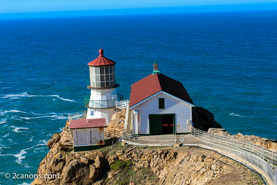 Point Reyes Lighthouse, Ca.