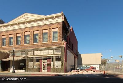 8-24-2014 earthquake damage