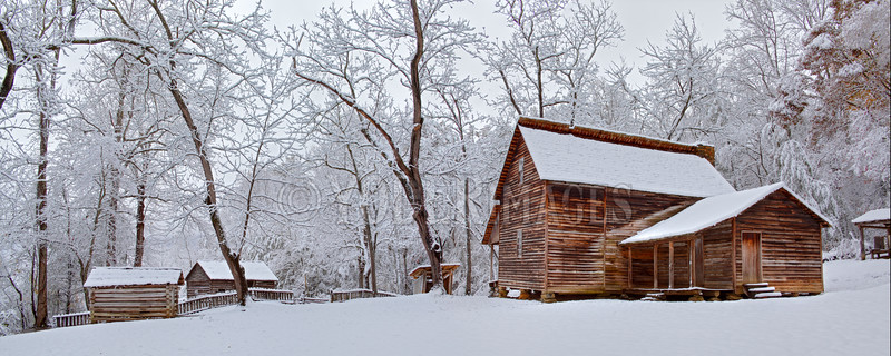 The Tipton Place, Cades Cove, Great Smoky Mountains National Park