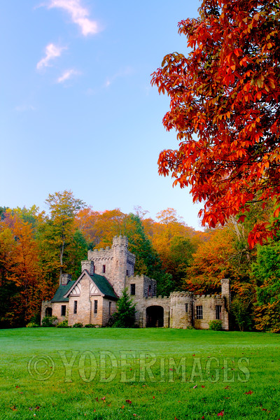 Squire's Castle, North Chagrin Reservation, Cleveland, Ohio