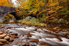The Little River Stone Bridge, Elkmont, Great Smoky Mountains National Park