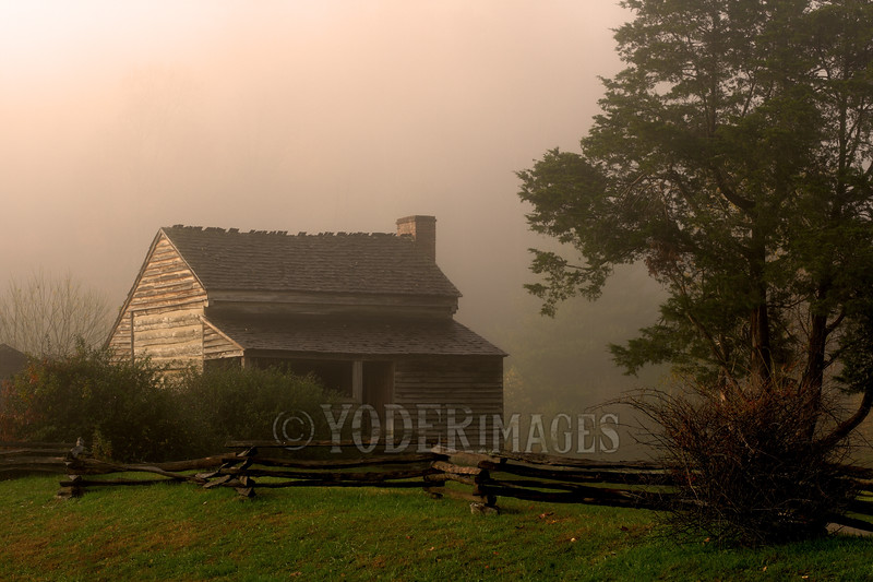 The Dan Lawson Place, Cades Cove, Great Smoky Mountains National Park