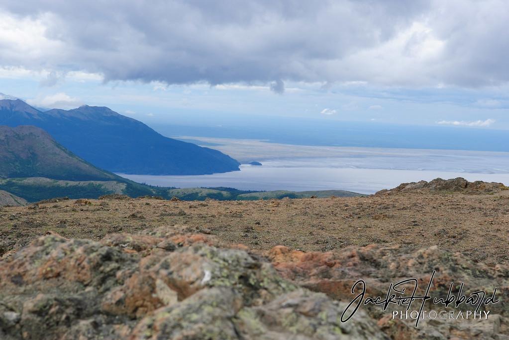 Distant Mountain View