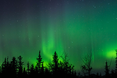 Aurora Borealis on Sept. 1, 2014