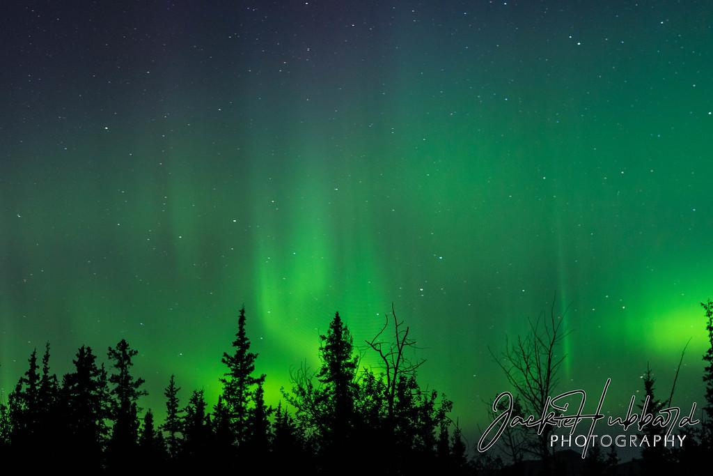 Aurora Borealis on Sept. 1, 2014