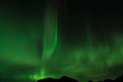Aurora Borealis on November 14, 2014