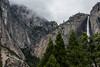 Yosemite National Park, California - May 2015.