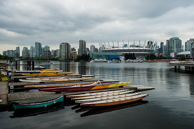Vancouver, BC on May 11, 2015.