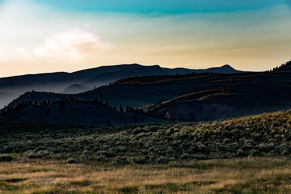 Hills of Lamar