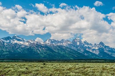 Grand Teton National Park - July 2017.