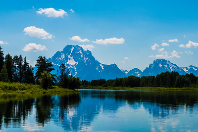 Grand Teton National Park - July 2017.