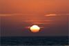 Nuclear Fireball (Sunset, Rockaway Beach)