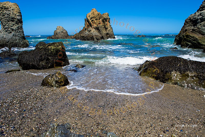 2016 Fort Bragg Hwy 1 and Glass Beach