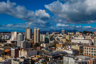 2014 San Francisco: A view from the roof top