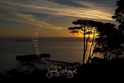 2012 Golden Gate Sunrise
