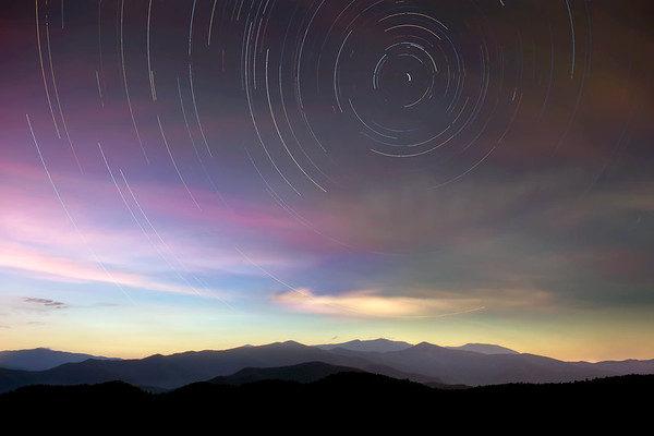 Stars Over Mt. Mitchell