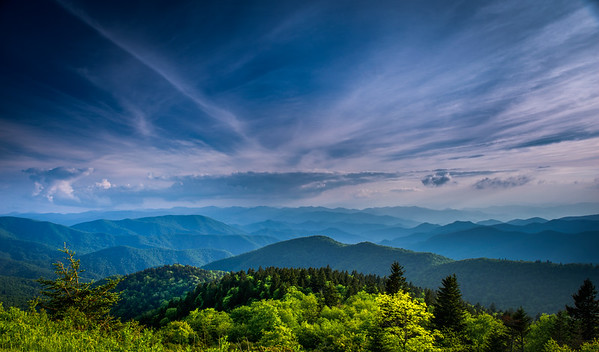 The Blue Ridges