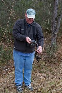 Eran with Mud Snake IMG_8994